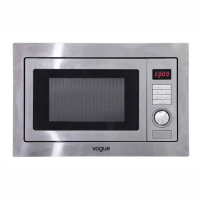 VOGUE Built In Microwave Oven 25L 900W