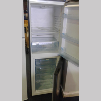 POLO INOX FRIDGE-FREEZER 2YR WARRANTY!