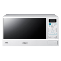SAMSUNG 23L WHITE MICROWAVE *NEW*