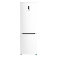 MIDEA 308L WHITE FRIDGE-FREEZER *NEW*