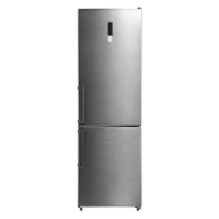 MIDEA 308L S/S FRIDGE-FREEZER *NEW* WHAT A STEAL!