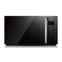 MIDEA 23L BLK MICROWAVE *NEW* FLATBED TECHNOLOGY!