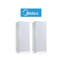 MIDEA FRIDGE & FREEZER PIGEON PAIR *NEW*