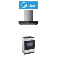 MIDEA S/S ELECTRIC STOVE BUNDLE *NEW* GREAT VALUE!