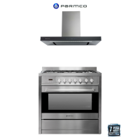 PARMCO 90CM STOVE BUNDLE *NEW* TWICE THE SAVINGS!