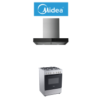 MIDEA STOVE BUNDLE *NEW* AFFORDABLE GAS COOKWARE!