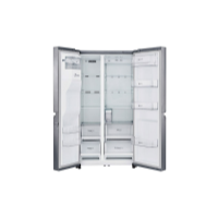 LG 668L S/S DOUBLE-DOOR F/F *REFURBISHED*