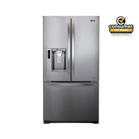 LG 613L S/S FRENCH-DOOR F/F *REFURBISHED*