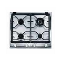 INDESIT 60CM S/S GAS HOB *NEW* MADE IN EUROPE!
