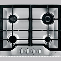 SCHOLTÈS 60CM S/S GAS HOB *NEW* MADE IN EUROPE!