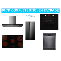 MIDEA COMPLETE KITCHEN PACKAGE *NEW* 90CM