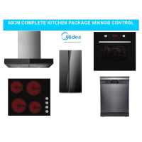 MIDEA COMPLETE KITCHEN PACKAGE *NEW* 60CM
