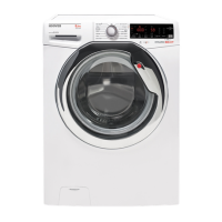HOOVER 7KG F/L WASHING MACHINE *NEW*