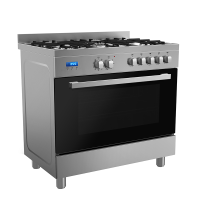 MIDEA 90CM S/S GAS-ELECTRIC STOVE *NEW*