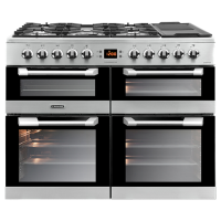 LEISURE 100CM GAS-ELECTRIC RANGE W/GRIDDLE *NEW*