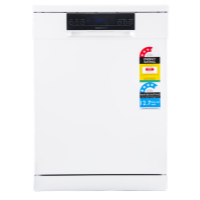 EUROTECH 14-PLACE WHITE DISHWASHER *NEW*