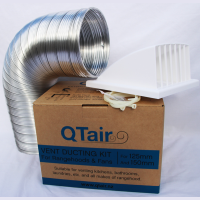 125MM WALL DUCTING PACK *NEW* DUCTING SOLUTIONS