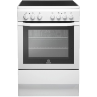INDESIT 60CM WHITE ELECTRIC STOVE (2ND)