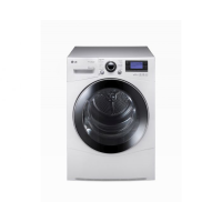 LG 9KG HYBRID HEAT PUMP DRYER *REFURBISHED*