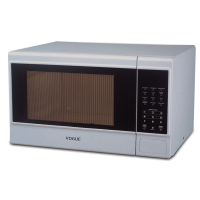 VOGUE 34L SILVER MICROWAVE *NEW*