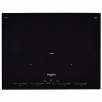 WHIRLPOOL INDUCTION MULTI ZONE ITALIAN HOB